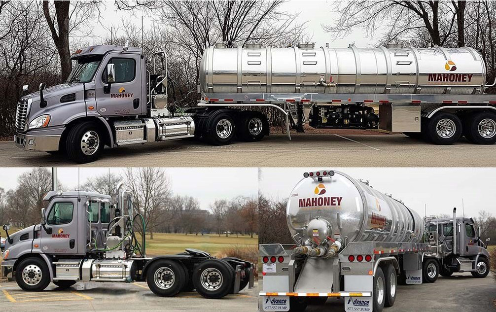Mahoney Environmental Unveils Its New Eco-Conscious Fleet