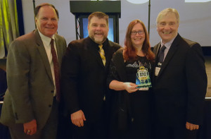 BWW Awards Mahoney With Vendor Excellence