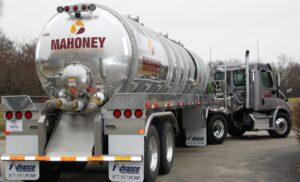 Mahoney-Truck