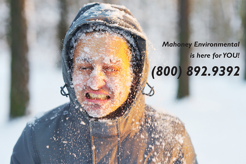 Record Breaking Winter – Mahoney Is Here For You!