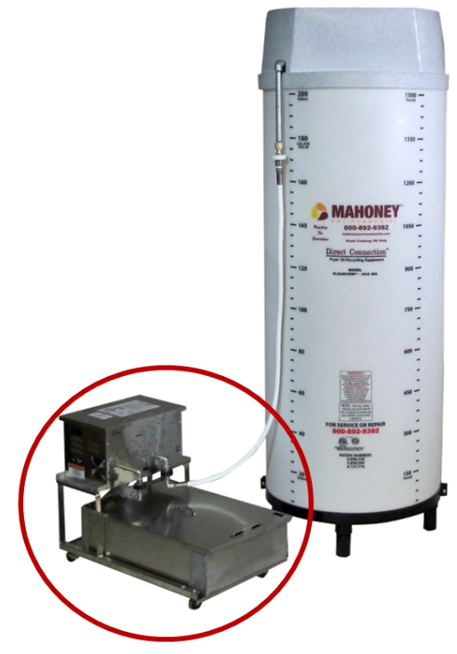 Mahoney Portable Filter Machine (PFM)