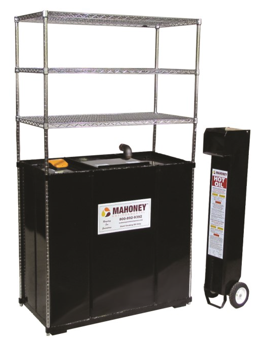 Metro SecureTrack - Commercial Used Cooking Oil Storage
