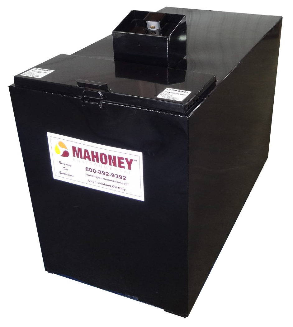 Secure Track - Commercial Used Cooking Oil Container
